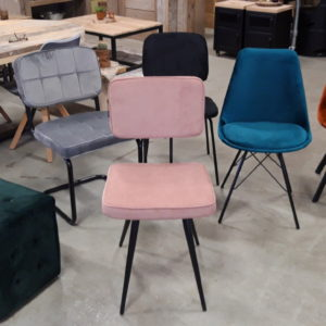 Stoelen Kick Collection