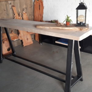 Sidetable Steel/es