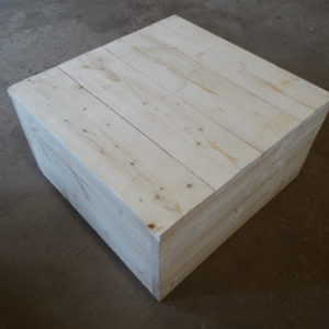 Scaffolding Wood Table